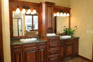 Custom bathroom vanities for Custom bathroom vanity cabinets