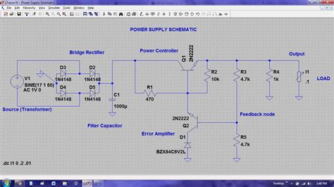 voltage regulator  dc power supply  electrical