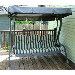 Martha Stewart Living Replacement Patio Cushions by Walmart Royal Deluxe Rus4116 Replacement Swing Canopy