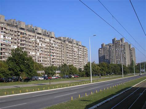 File:Novi Beograd - Block 23, southwest side.jpg ...