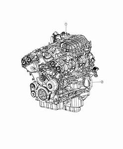 Dodge Durango Engine  Long Block