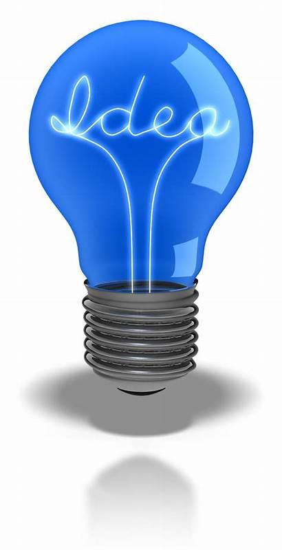 Bulb Idea Innovation Clipart Icon Hilliard Schools