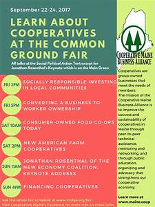 CDI & Partners at This Year's Common Ground Fair ...