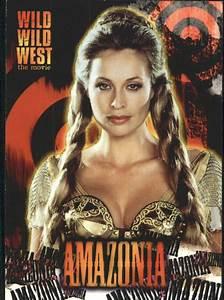 Amazonia (Wild Wild West) | EvilBabes Wiki | FANDOM ...