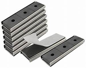 master magnetics ca293wax8 magnet fastener rectangular With best brand of paint for kitchen cabinets with illinois plate sticker