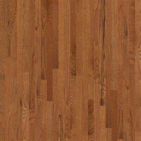 3 1 4 wood flooring shaw woodale ii gunstock 3 4 in thick x 2 1 4 in wide x random length solid hardwood flooring