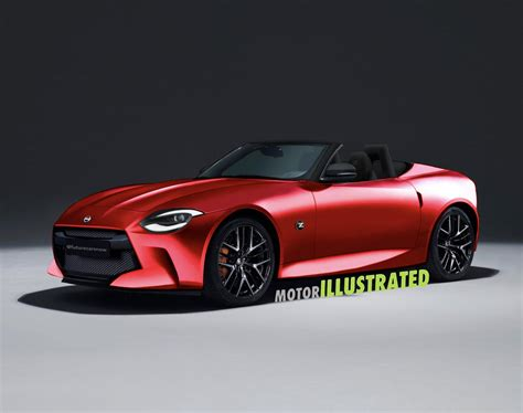 Latest 2022 Nissan 400Z Rendering Is Spot On - Motor ...