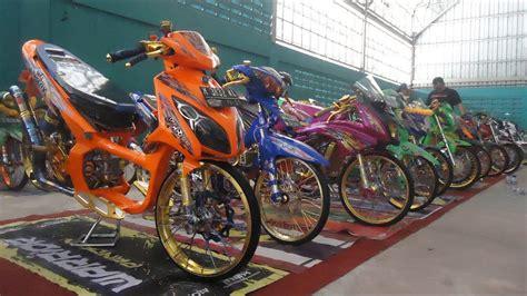contest modifikasi motor thailook racing terbaru