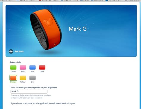 magic bands colors magic bands walt disney world for grownups