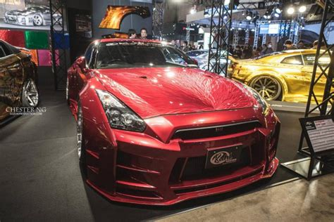 Hook us up in the comment section below! Tokyo Auto Salon 2016 Highlights - GTspirit