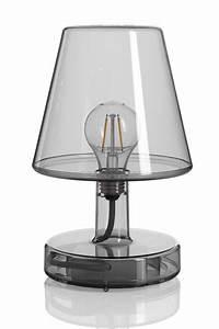 Lampe De Table Exterieur : transloetje lampe de table fatboy led en polycarbonate ~ Teatrodelosmanantiales.com Idées de Décoration