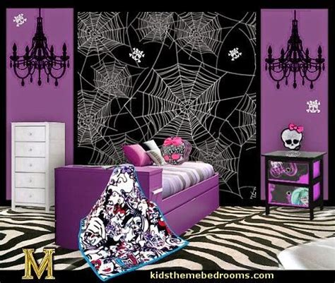 25+ Best Ideas About Monster High Bedroom On Pinterest