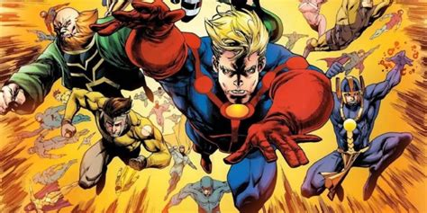 Why The Eternals Was The Perfect Comic For The MCU To ...