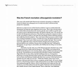 Essay French Revolution Formal Research Proposal Example Thematic  Regents Thematic Essay French Revolution Teaching Experience Essay