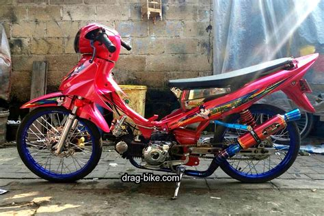 Modifikasi Jupiter Z 2008 40 foto gambar modifikasi jupiter z kontes racing look