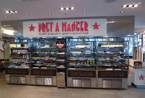 eat pure: Pret a Manger