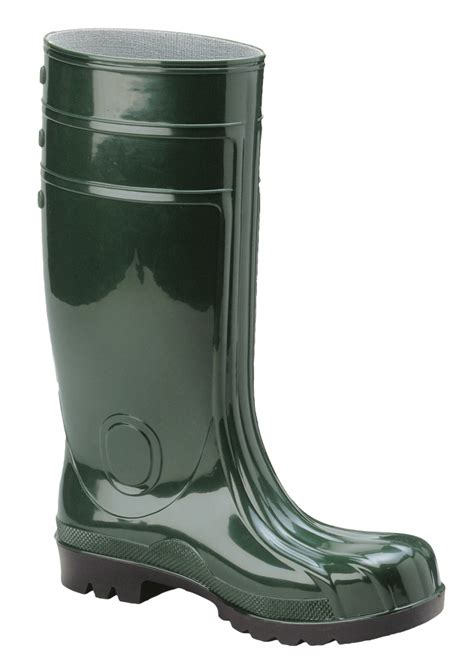 Euromax 35372 Landwirt  Safety Boots S5 In Pvc 3748