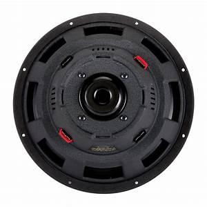 Kicker Cwd12 Compd 12 U0026quot  Dual Voice Coil 2ohm Subwoofer 600