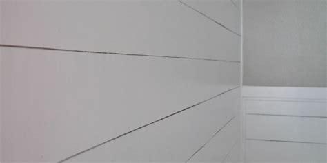 faux shiplap walls sawdust  stitches