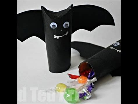 Halloween Crafts  Homemade Halloween Decorations Youtube