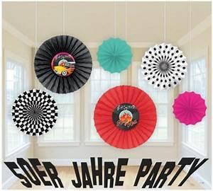 Deko 50er Jahre : deko f cher set rock and roll 50er jahre party dekoration lu deko faecher 50er jahre party 291276 ~ Sanjose-hotels-ca.com Haus und Dekorationen