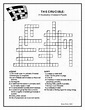 The Crucible: A Vocabulary Crossword Puzzle Worksheet for ...