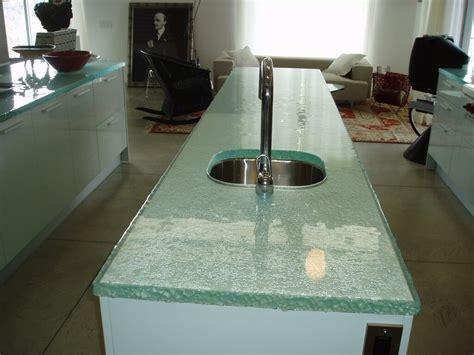 Fusion Glass Countertop   Brooks Custom