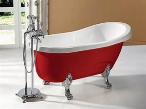 Baignoire Ilot Pas Cher : baignoire lot egee ii de 171l pas cher baignoire vente ~ Premium-room.com Idées de Décoration