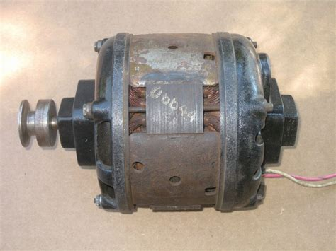 8hp Electric Motor by Packard Electric Motor 1 8 Hp Model S 7472 Ebay