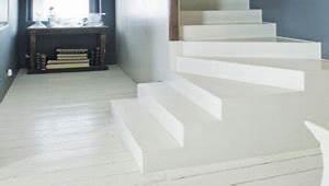 carrelage imitation parquet pour la maison et le jardin With wonderful repeindre un escalier en gris 15 cuisine grise le bois chez vous