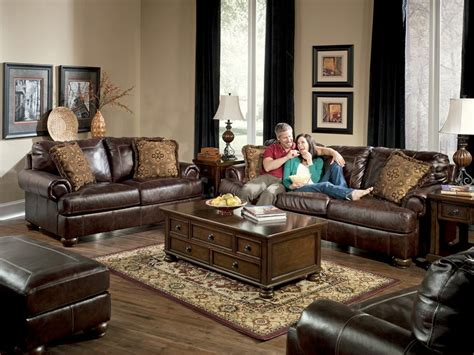 leather sofa living room ideas living rooms with dark brown leather couches axiom