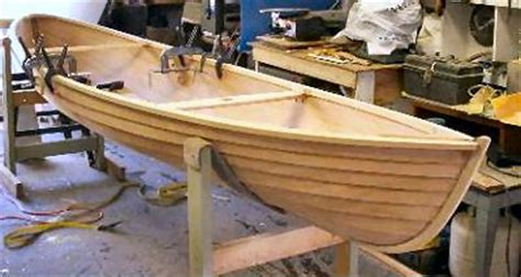 Canoe And Boat Building Pdf by Lapstrake Boat Plans Beginners Guide To Wooden
