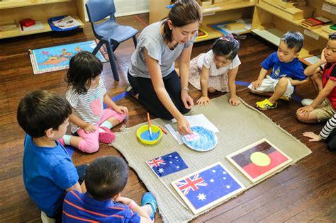 montessori academy celebrates australia day at strathfield 396 | Sticking