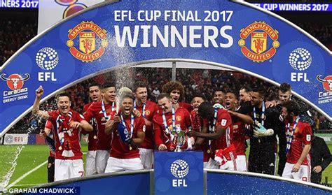 Man Utd and Saints showed winning cups is still important ...