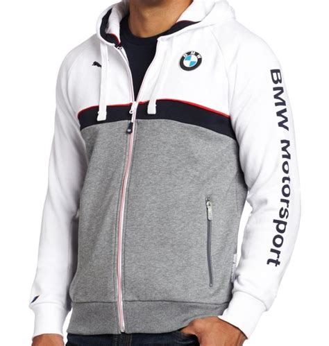 Bmw Zip Up Hoodiepuma Bmw Zip Up Hoodie Ebay Mesmerizing