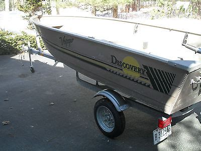 Voyager Aluminum Boats by 14 Ft Aluminum V Boats For Sale