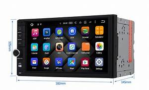 Belsee Aftermarket Android 8 0 Oreo Double 2 Din Head Unit