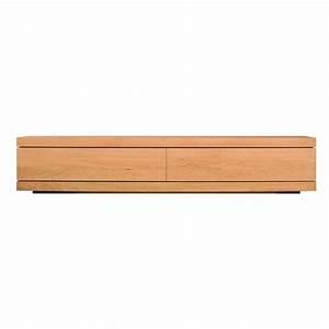 Meuble Tv Long : meuble tv bois long solutions pour la d coration int rieure de votre maison ~ Teatrodelosmanantiales.com Idées de Décoration