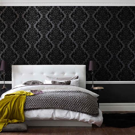 how to hang wallpaper on a feature wall wallpaper bits