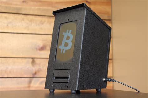 bitteller cryptocurrency atm machine producer