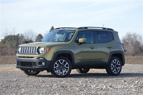 Jeep Renegade 2016 For Display