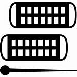 Tools Hair Salon Icons Curlers Icon
