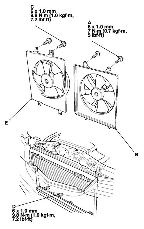 Howtorepairguide How Replace Condenser Fan