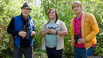 Steve Martin, Jack Black and Owen Wilson star in The Big ...