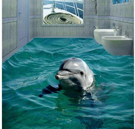 buy  sea beach floor dolphin  wall