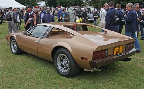 Car Of The Day – Classic Car For Sale – 1969 De Tomaso ...