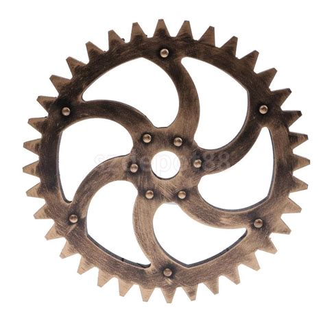 29cm vintage steunk gear wheel interior wall decorations best gift c ebay