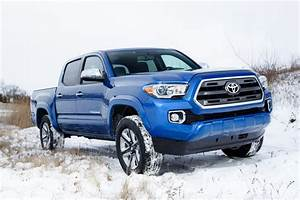 2016 Toyota Tacoma Reviews And Rating
