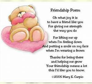25+ Best Friendship Poems for True Friends