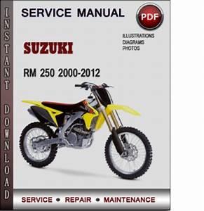 Suzuki Rm 250 2000
